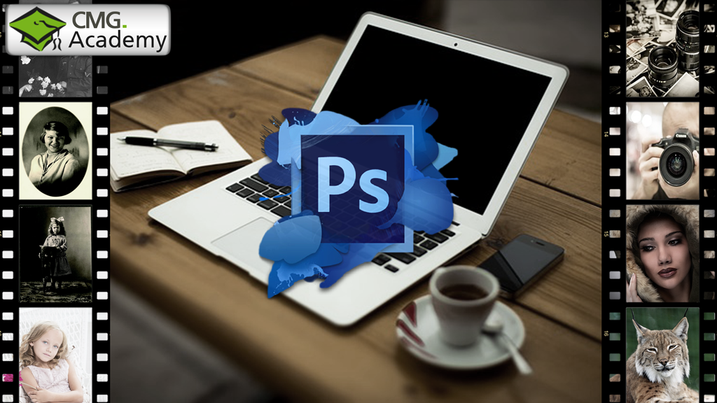 ON-ED | Learn Adobe Photoshop CS6 from Scratch